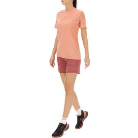 UYN City Shortleeves Running Shirt Women copper coin